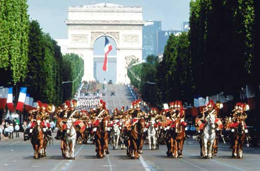 Bastille Day 2017 - Fête nationale de la France