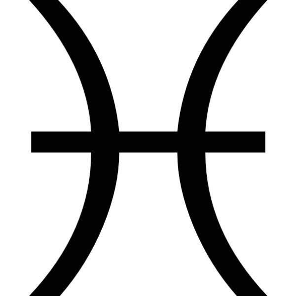 Résultats de recherche d'images pour «signe astrologique poisson»