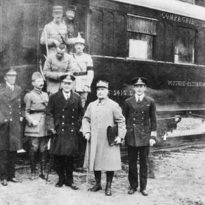 L'armistice 1918