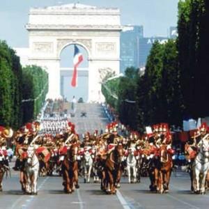 La fête nationale française