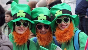 La fête de la Saint Patrick