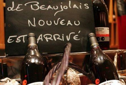 Date du Beaujolais Nouveau