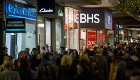 Les soldes du Black Friday à Londres