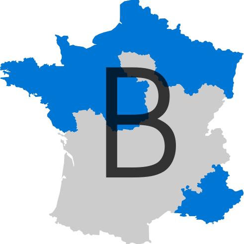 Calendrier Vacances Scolaires 2019 Nantes.Vacances Scolaires Zone B Calendrier 2019 2020
