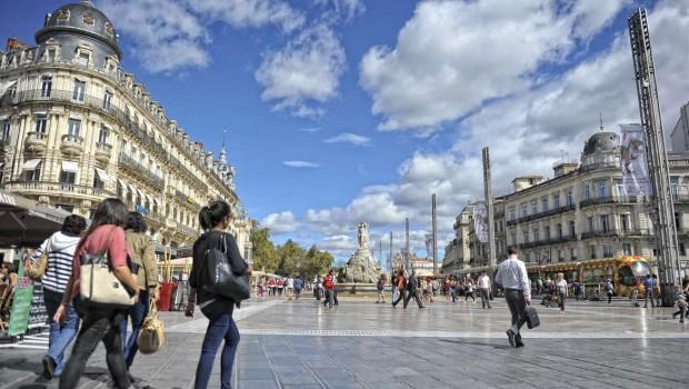 Dates des soldes à Montpellier