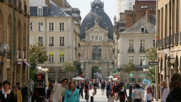 date des soldes à Rennes