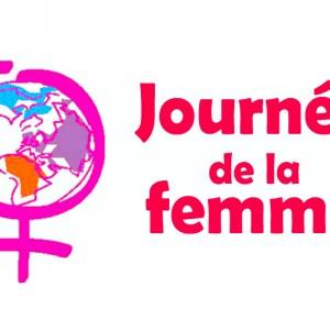 logo journée de la femme
