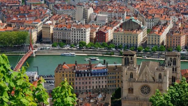 La taxe d'habitation pour la ville de Lyon