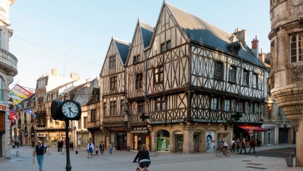 Date et taux de taxe d'habitation à Dijon