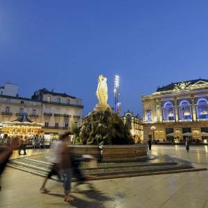 Date et taux de taxe d'habitation à Montpellier