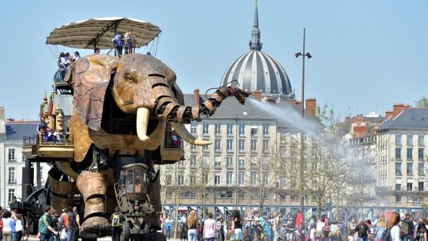 date et taux de taxe d'habitation à Nantes