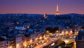 Date et taux de taxe d'habitation à Paris