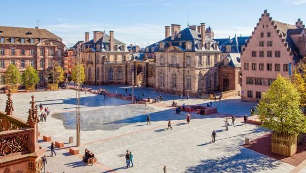 Date et taux de taxe d'habitation à Strasbourg