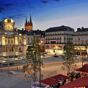 Date et taux de taxe d'habitation à Angers