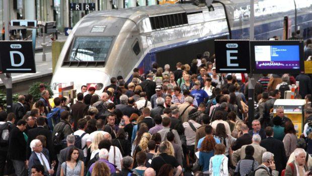 Dates des grèves de la SNCF en avril 2018