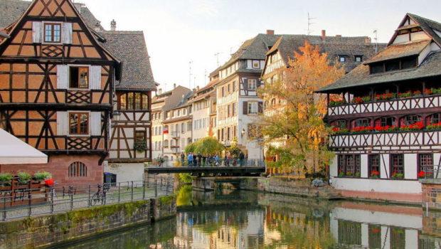 Date et taux de taxe foncière à Strasbourg